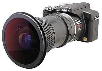 Fujiyama 46mm Polarizer for Panasonic Lumix DMC-FZ18 FZ28 FZ35 FZ38 Silver