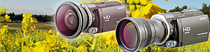 13 Raynox models are compatible with HDR-CX560V/560VE, HDR-CX700V/700VE AVCHD Camcorders.