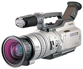 More accessories for SONY VX-2000 Digital Camcorder.